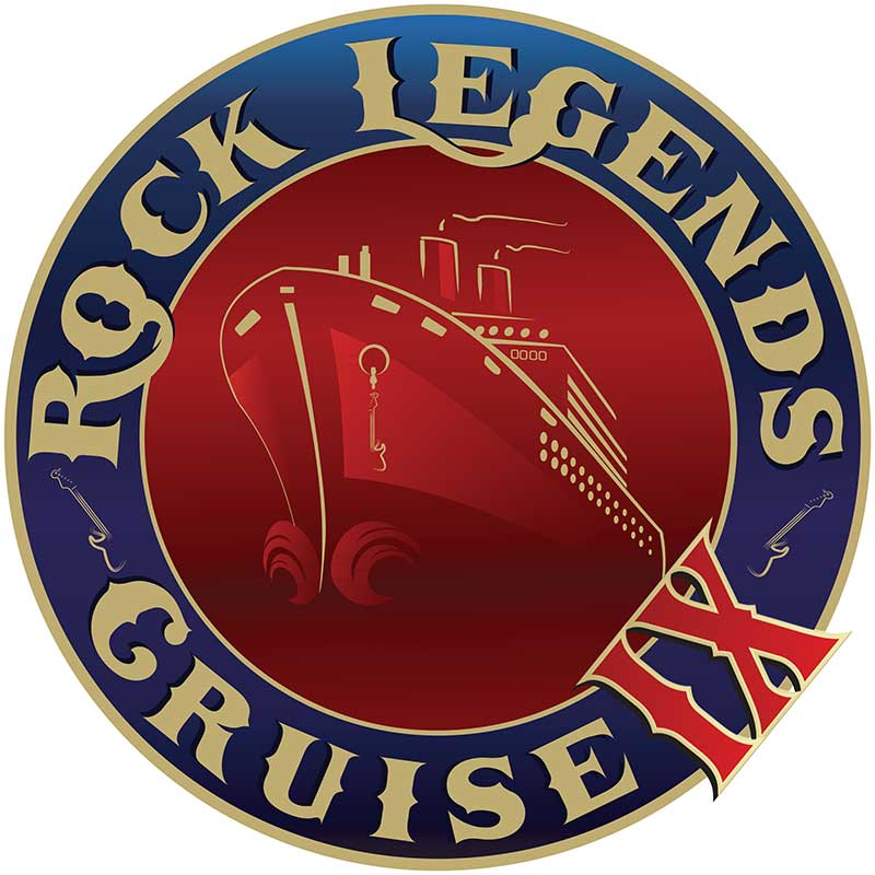 Rock Legends Cruise IX