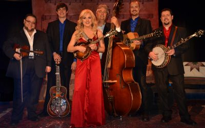 Rhonda Vincent & The Rage Ranked Among Top 10 Best Concert Albums Ever Recorded At The Ryman By Rolling Stone