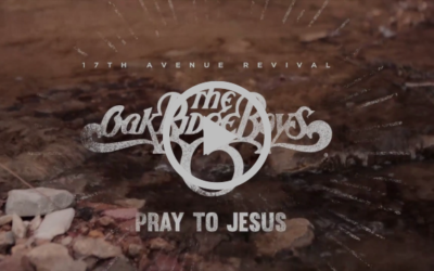"Billboard premieres The Oak Ridge Boys' latest video ""Pray To Jesus"""