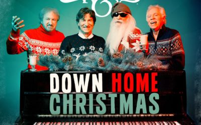 The Oak Ridge Boys Release New Album 'Down Home Christmas' Today & Celebrate 30th Annual Christmas Tour, Kicking Off On November 13