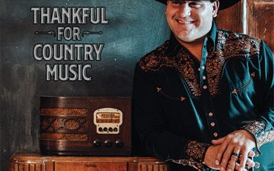 Shane Owens Releases New Album 'Thankful For Country Music'