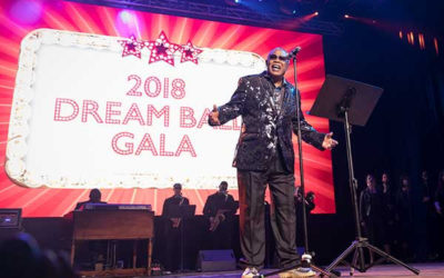 SAM MOORE HONORED WITH TRAILBLAZER AWARD