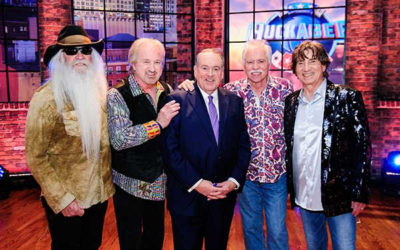 THE OAK RIDGE BOYS TO PERFORM ON 'HUCKABEE' THIS WEEKEND ON TBN