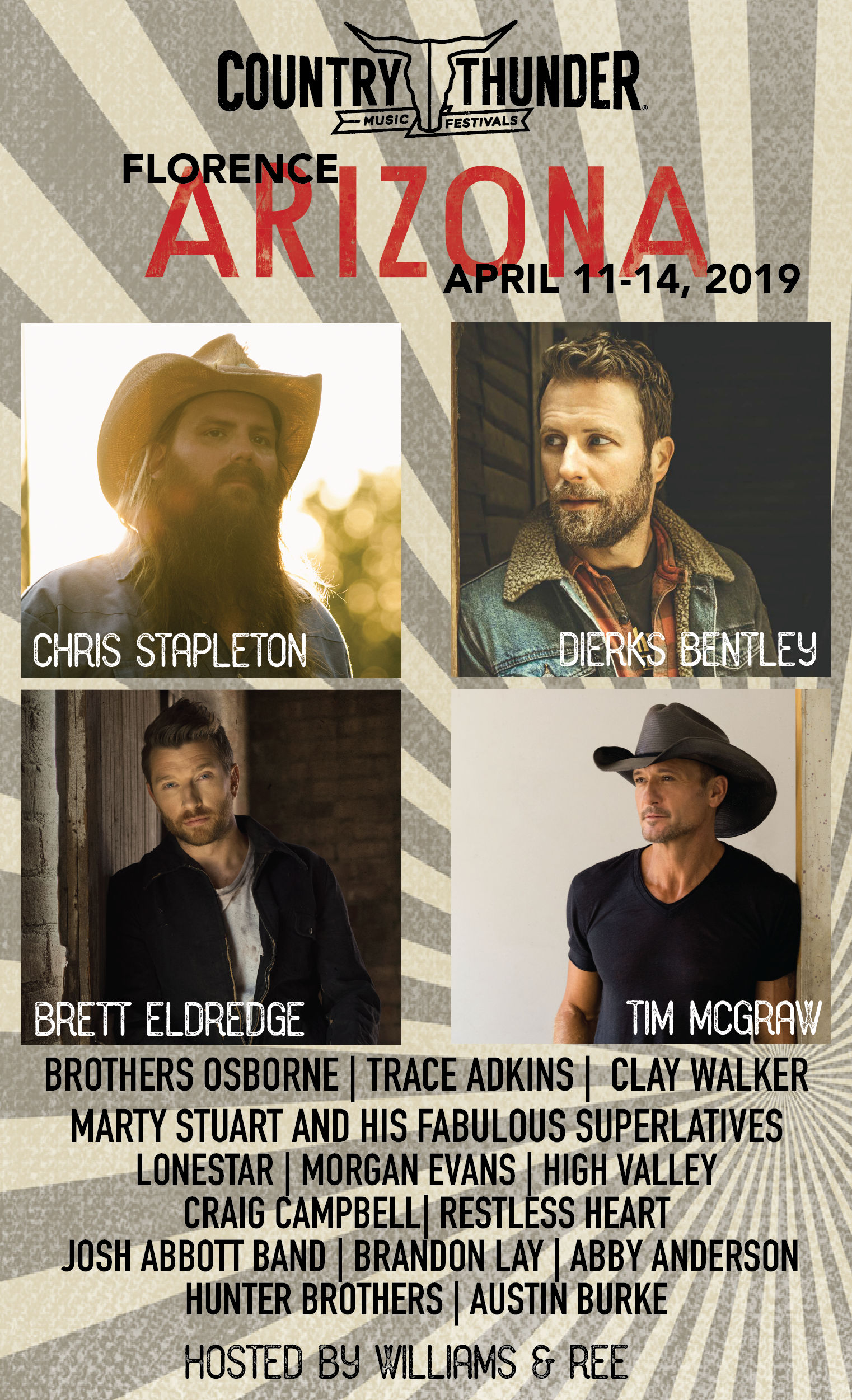 Country Thunder Music Festivals | 2911 Enterprises, Inc