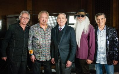 GRAMMY®-WINNING QUARTET THE OAK RIDGE BOYS TO APPEAR ON THE BIG INTERVIEW, PREMIERING TUESDAY, MAY 1 AT 9 p.m. ET/6 p.m. PT ON AXS TV