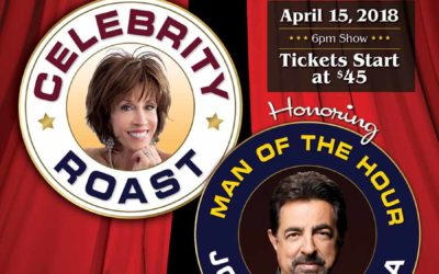 Deana Martin Announces List Of Celebrity Guests For The Deana Martin Celebrity Roast Honoring The 'Man Of The Hour' Joe Mantegna