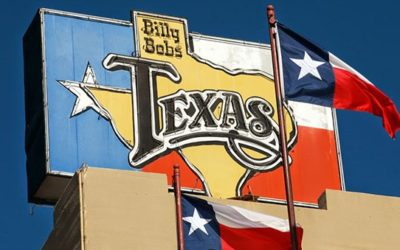AARON LEWIS, ELI YOUNG BAND, JOSH TURNER, SARA EVANS AND MORE SET TO TAKE THE STAGE AT BILLY BOB'S TEXAS IN OCTOBER