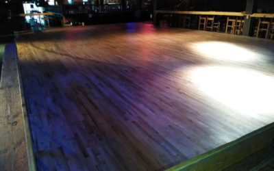 HISTORIC BILLY BOB'S TEXAS GETS NEW DANCE FLOOR