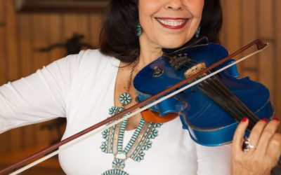 JANA JAE IS TAKING HER 'MAGIC BLUE FIDDLE' ON TOUR TO THE AMERICAN HERITAGE MUSIC FESTIVAL, 'GYPSY WEEK' IN ROMANIA, REUNITING WITH FORMER HEE HAW CAST MEMBERS & MORE!