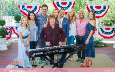 TUNE IN ALERT: TIM ATWOOD TO MAKE APPEARANCE ON HALLMARK CHANNEL'S HOME & FAMILY FOR 4TH OF JULY SPECIAL