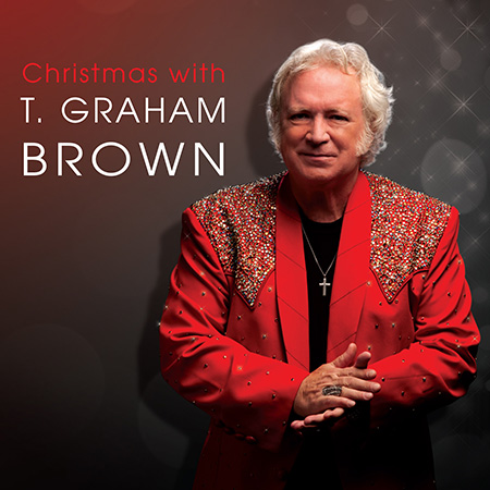 'CHRISTMAS WITH T. GRAHAM BROWN' AVAILABLE AT CRACKER BARREL OLD COUNTRY STORE® LOCATIONS NATIONWIDE
