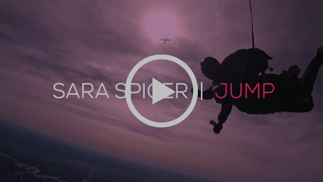 "SARA SPICER'S ""JUMP"" MUSIC VIDEO PREMIERES VIA THE BOOT & THE COUNTRY NETWORK"