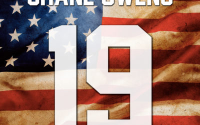"SHANE OWENS' NEW SINGLE ""19"" IMPACTING COUNTRY RADIO NOW"