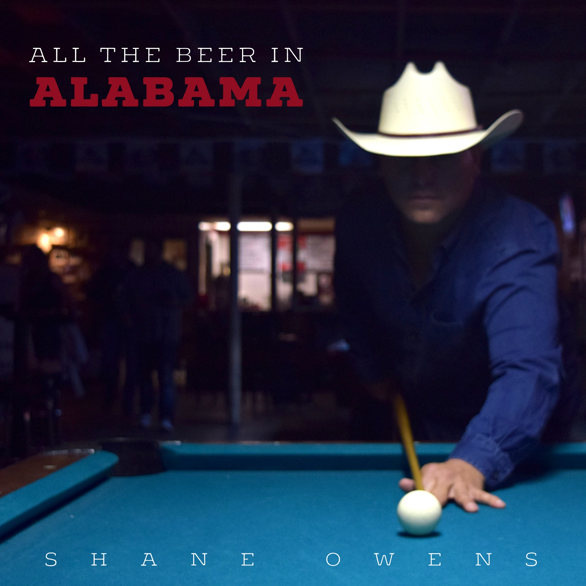 "SHANE OWENS STANDS UP FOR TRADITIONAL COUNTRY WITH NEW SINGLE ""ALL THE BEER IN ALABAMA"""