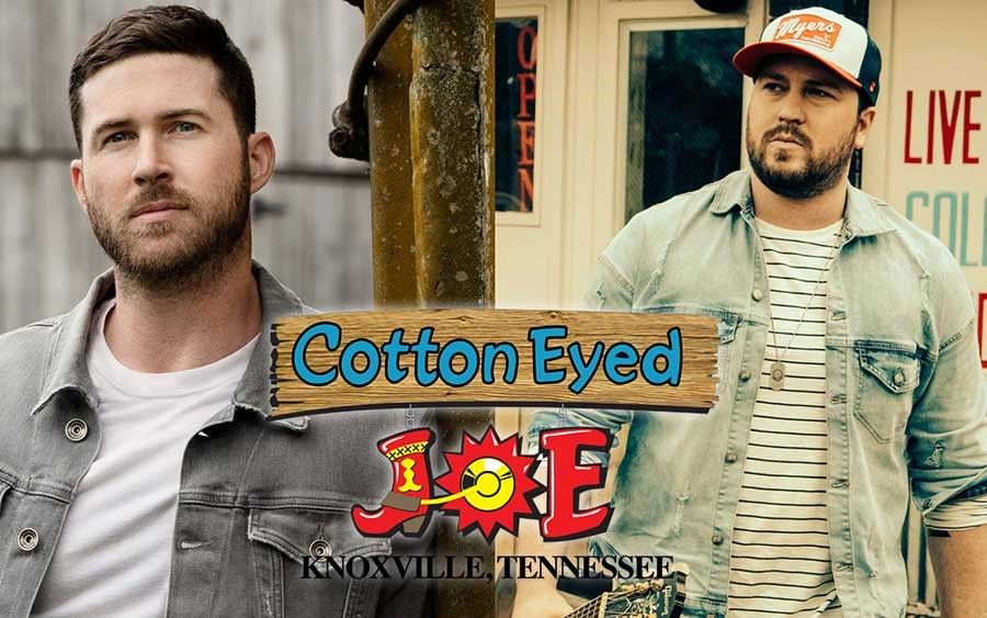 COTTON EYED JOE WELCOMES MITCHELL TENPENNY & RILEY GREEN IN OCTOBER
