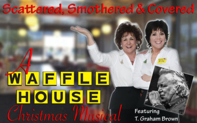 T. Graham Brown And Joyce DeWitt Star In 'A Waffle House Christmas Musical'