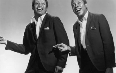 "Sam & Dave's 1967 Hit Single ""Soul Man"" Inducted Into National Recording Registry of the Library of Congress"