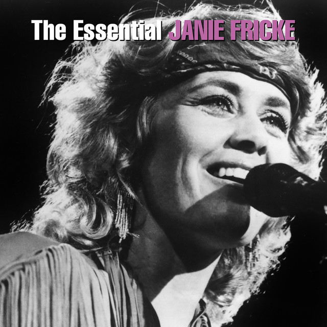 Legacy Recordings Releases The Essential JANIE FRICKE to all Digital Service Providers