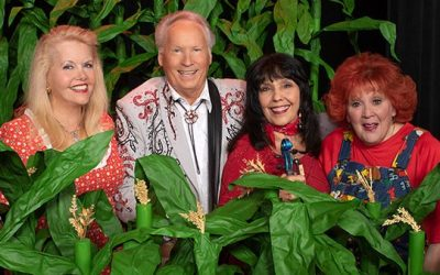 HEE HAW'S KORNFIELD FRIENDS SET TO APPEAR AND PERFORM ON HUCKABEE FEBRUARY 2ND & 3RD