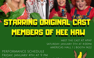 Hee Haw Celebrates 50th Anniversary As Kornfield Friends Set To Perform In New York City At APAP Convention