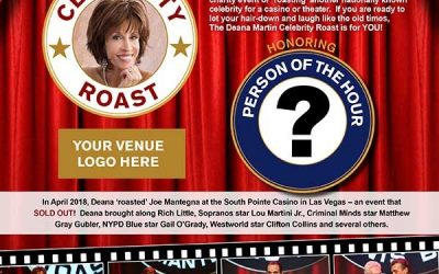 Deana Martin Partners With WBA Entertainment To Produce 'The Deana Martin Celebrity Roasts'