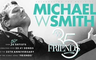 Billy Ray Cyrus, Charlie Daniels, Gavin DeGraw, Home Free, The Katinas, Wes King, Nicole C. Mullins, Michael Tait, Matthew Ward and Zach Williams To Join Star-Studded Tribute Concert '35 Years Of Friends: Celebrating The Music Of Michael W. Smith' April 30 in Nashville