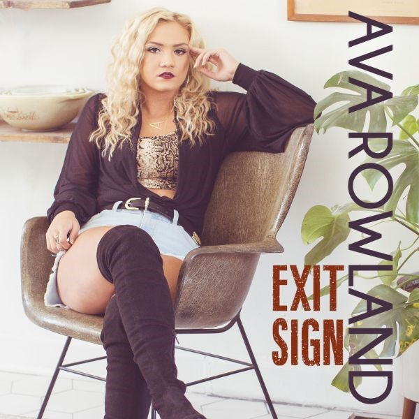 "Ava Rowland Premieres New Video ""Exit Sign"""
