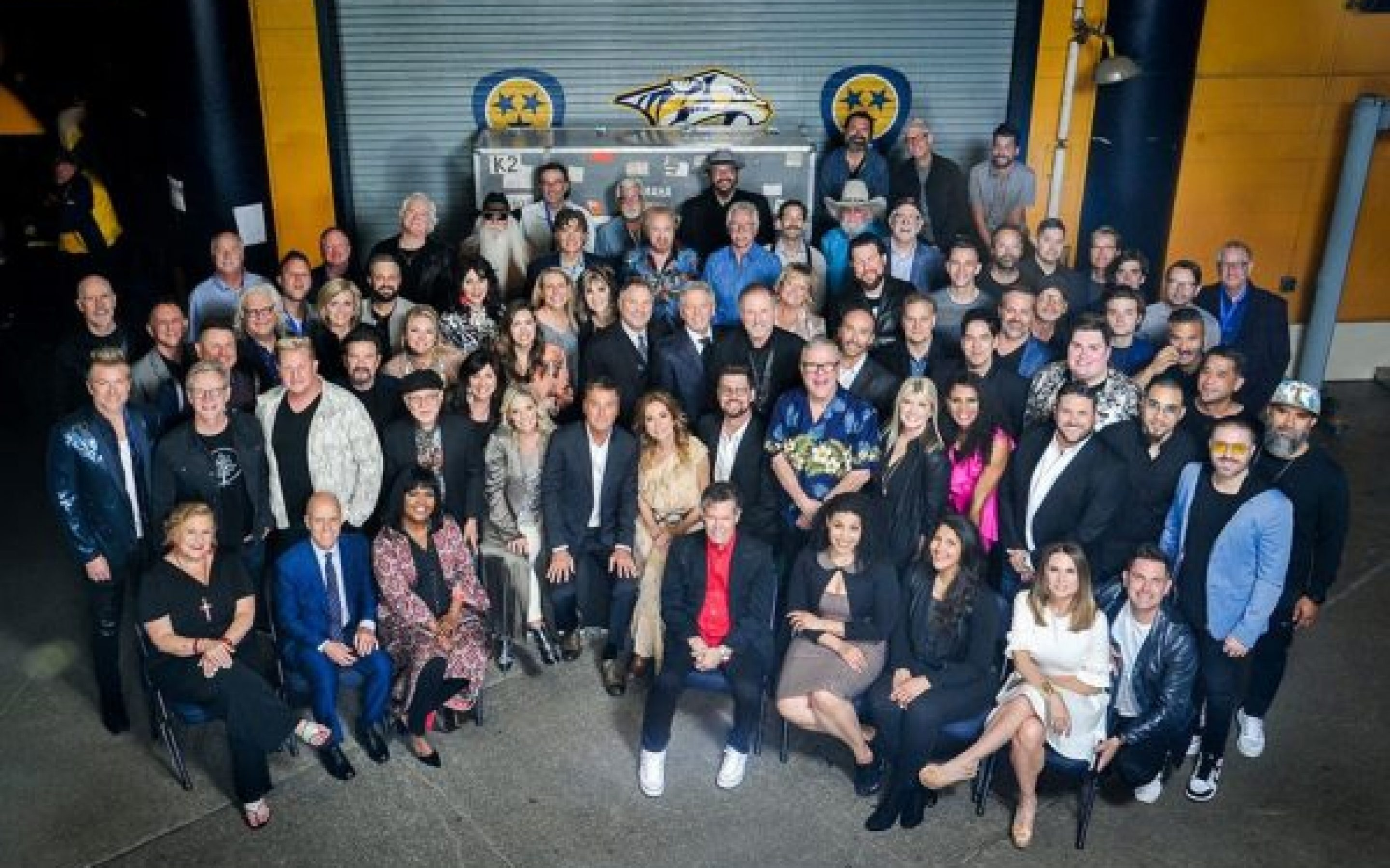 Over 50 Artists Join Forces To Honor Michael W. Smith At Bridgestone Arena