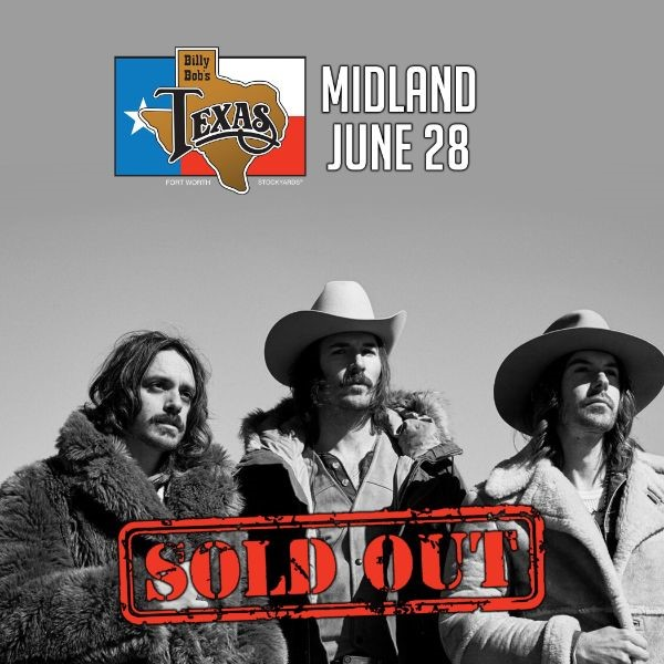 Midland, Boz Scaggs, Gretchen Wilson, Diamond Rio, Tracy Byrd & More Headed To Billy Bob's Texas In June