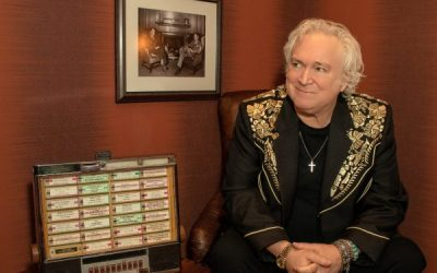 T. Graham Brown To Host 'Songwriter Session' at Country Music Hall Of Fame And Museum Friday, August 16th
