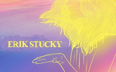 "Erik Stucky Premieres ""Living Life"" Single From Forthcoming Good Vibrations Album"