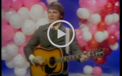 "TOMMY ROE ""THE FATHER OF BUBBLEGUM POP"" CELEBRATES INCLUSION OF ""DIZZY"" ON USA TODAY'S ABSOLUTE BEST SONGS IN HISTORY"
