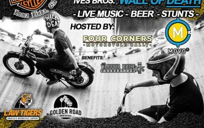 FOUR CORNERS MOTORCYCLE RALLY TO PRESENT CONCERT AND STUNT SHOW FRIDAY, JULY 12 AT QUAID HARLEY-DAVIDSON OF LOMA LINDA