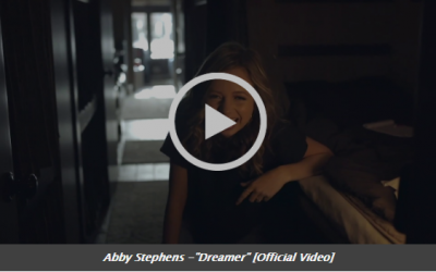 "Abby Stephens New Video, ""Dreamer"" Premiered by GuitarGirlMag.com"
