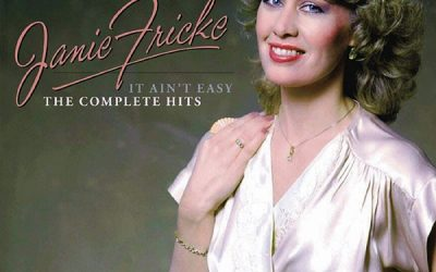 Real Gone Music To Release Janie Fricke 'It Ain't Easy: The Complete Hits' on CD August 9