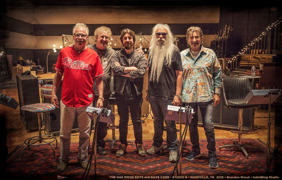 The Oak Ridge Boys Announce New Down Home Christmas Album and 2019 Down Home Christmas Tour