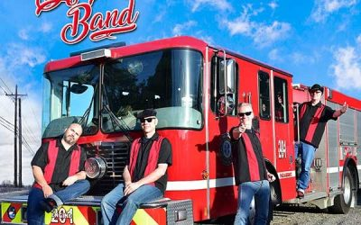 LenneBrothers Band To Release First Live Album 'Rocking Live Around The Fire Station' September 27th