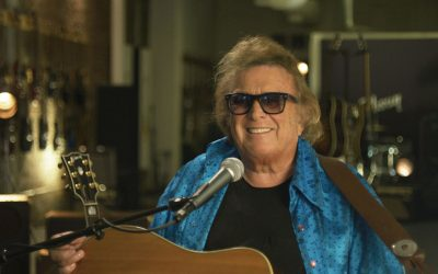 Watch: Don McLean Reflects On His Songwriting & Performs 'American Pie' Acoustic On MIXTAPE, Thursday, Oct. 3 At 8:30pE