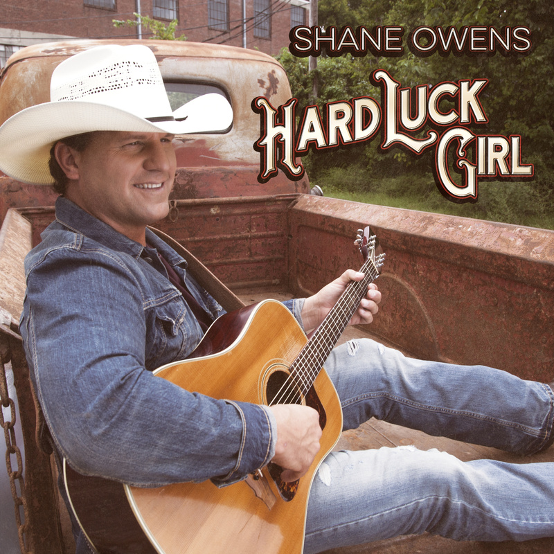 """Country Rebel Premieres New """"Hard Luck Girl"""" Video From Shane Owens"""