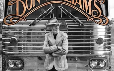 DON WILLIAMS ORIGINAL TOUR BUS, COUNTRY MUSIC HALL OF FAME MEDALLION, COWBOY HAT, JEAN JACKET AND GUITARS TO BE ON EXHIBIT FOR THOSE ATTENDING THE PREMIERE OF DON WILLIAMS: MUSIC & MEMORIES OF THE GENTLE GIANT