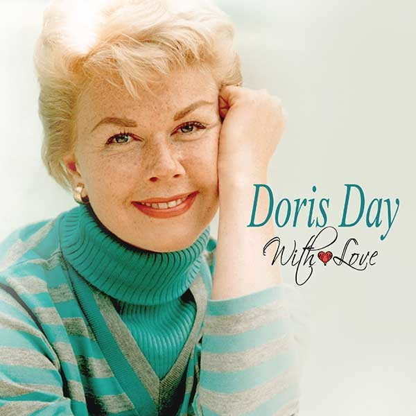 Hindsight Records To Release 'With Love' From Doris Day October 25th