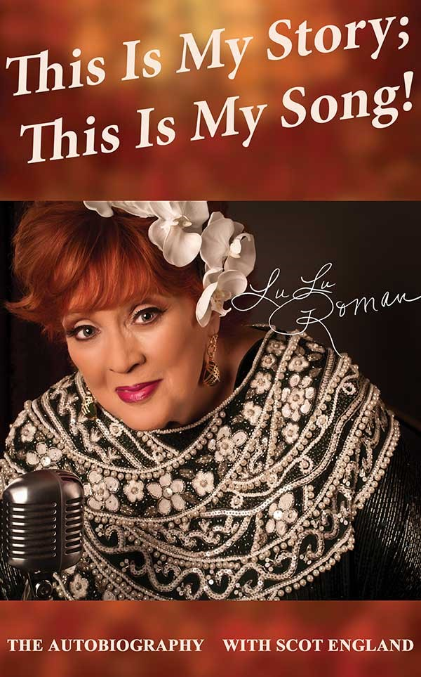 """""""LU TIMES TWO"""" NEXT WEEK AS LULU ROMAN REACHES NATIONAL TV AUDIENCES WITH NEW BOOK AND ANNOUNCEMENT OF MORE 'KORNFIELD' CONCERTS IN 2020"""