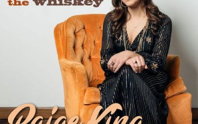 "Center Stage Magazine Premieres ""Water Down The Whiskey"" Lyric Video By Emerging Nashville Songwriter Paige King Johnson"