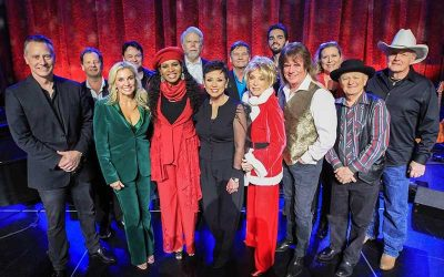 Tim Atwood Joins Jeannie Seely, Nicole C. Mullen, Charlie McCoy, Julie Roberts, Candy Christmas, Paul Allen Coons & More for Sixth Annual 'Nashville Senior Christmas ShinnDig'