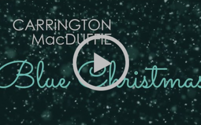 "Carrington MacDuffie's ""Blue Christmas"" Video Premiered By Guitar Girl Magazine"