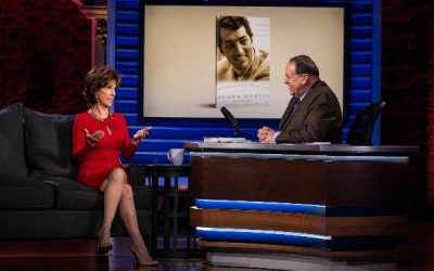 Tune-In Alert: Deana Martin To Appear On TBN's HUCKABEE Saturday, December 7th at 8/7c and Sunday, December 8th at 9/8c