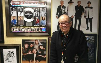 Legendary Music Impresario Jim Halsey Honored With Memorial Hall Renaming In Independence, Kansas Commemorating His 70 Years In The Entertainment Industry