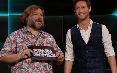 Jack Black Channels Don McLean During Music Themed Episode Of National Geographic's 'Brain Games'