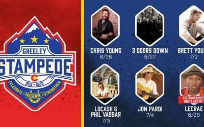 Greeley Stampede 2020 Lineup Now Complete With Final Headliner Announce