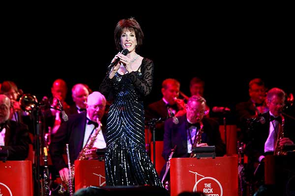 Deana Martin Joins Shania Twain, Olivia Newton-John, Blue Man Group, Joey Fatone, Debbie Gibson And More For Six Hour  Telethon To Assist Las Vegas Performers